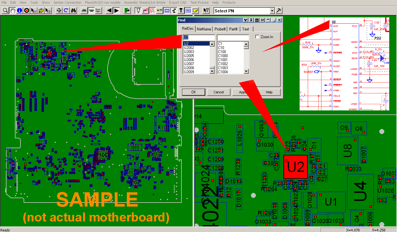 u2s png rh laptop schematics com HP Laptop Layout Compaq Laptop Motherboard Diagram with Labels